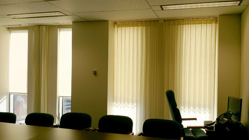 Shades In Toledo OH Conference Room