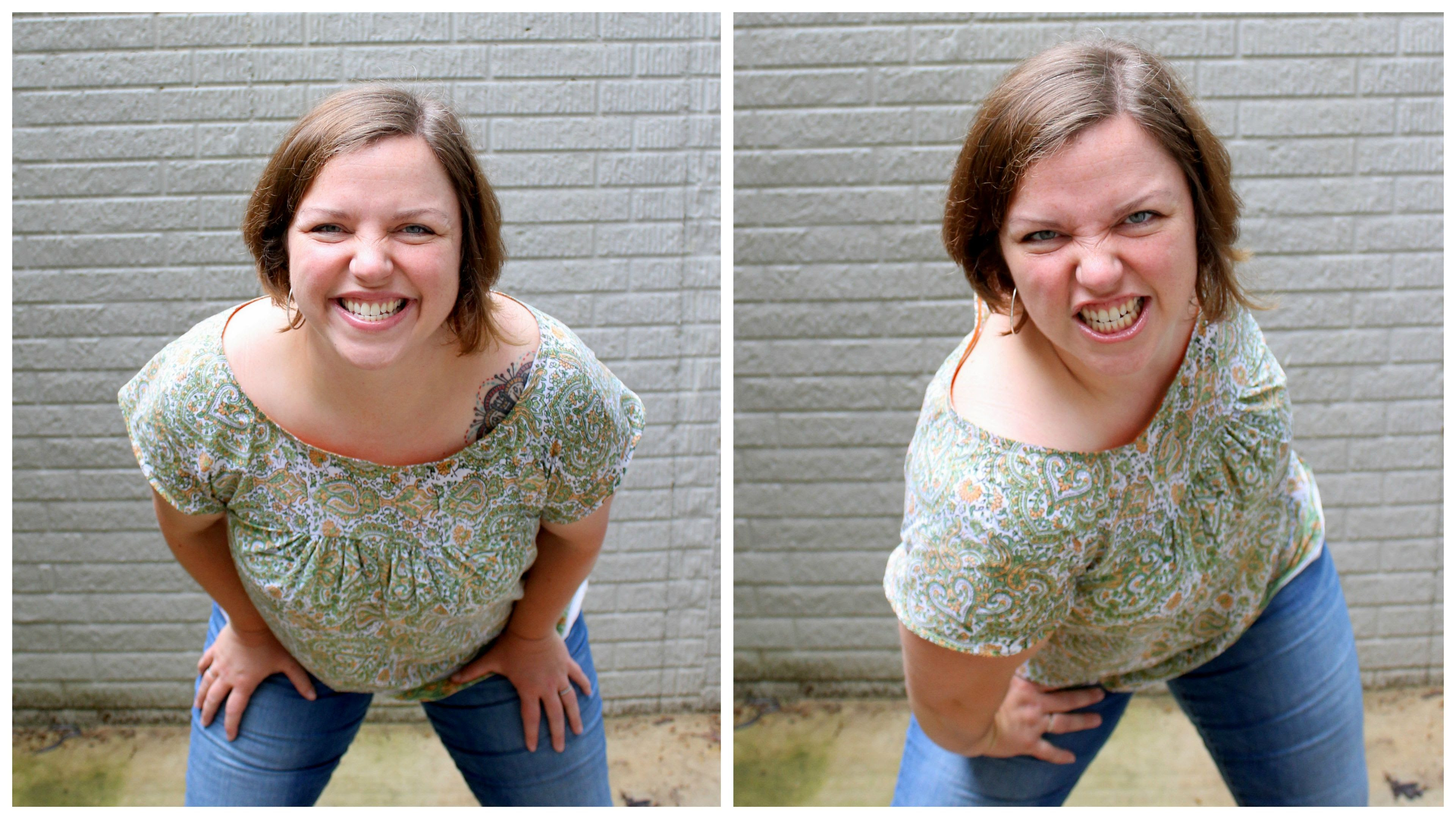 Waterfall Blouse by Make It Perfect || I freaking love this pattern!