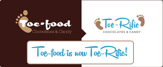 Toe-Rific Chocolates & Candy - home of the original chocolate foot