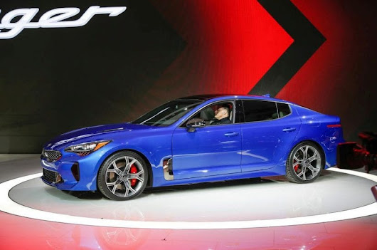 2017 Kia Stinger GT - Estimated Price, Release date, Review, Specs