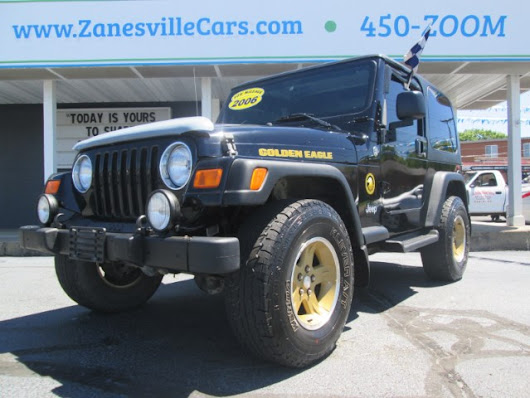 2006 Jeep Wrangler Sport for sale at Car Nation | Used Cars Zanesville
