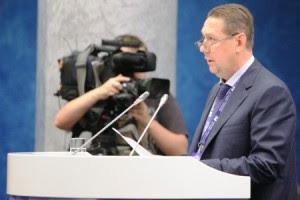 Новый президент ФФ Анатолий Коньков