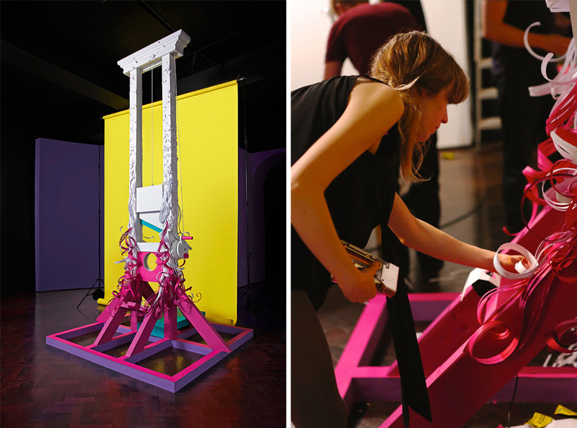 mandy smith hal kirkland interactive paper guillotine