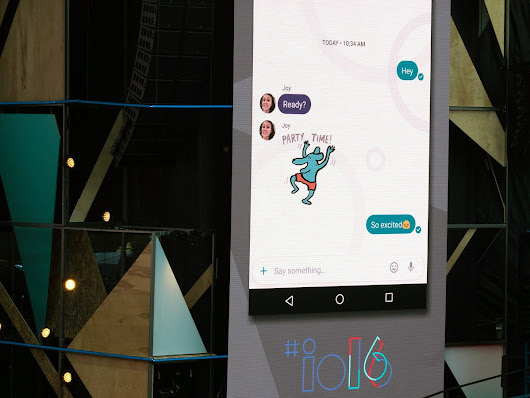Google will shift Hangouts to the enterprise after Allo and Duo release
