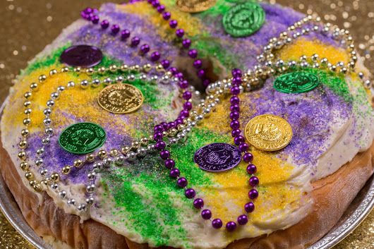 The Backstory Behind Fat Tuesday's King Cake - Simplemost