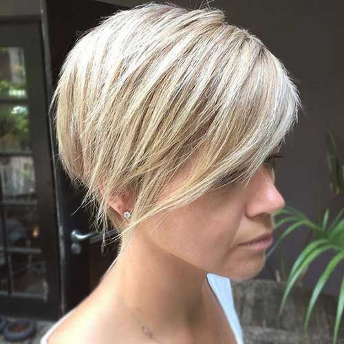 Latest Short Blonde Hairstyles for Women  The Best Short Hairstyles for Women 2017  2018