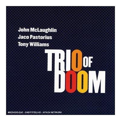 Trio Of Doom Live cover