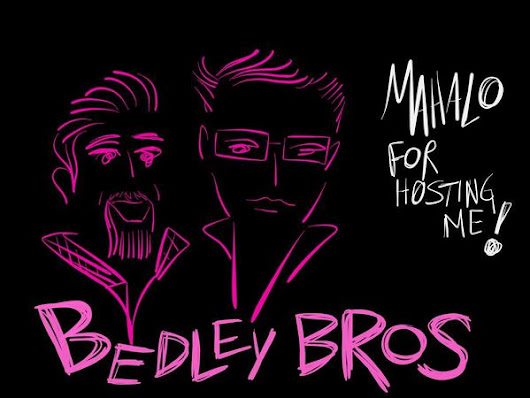 Bedley Bros Interview: Visual Thinking