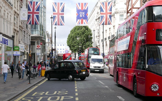 "Westminster council to draw up new plans for ""improving the Oxford Street District"""