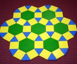 Tessellations, Hands-On Math