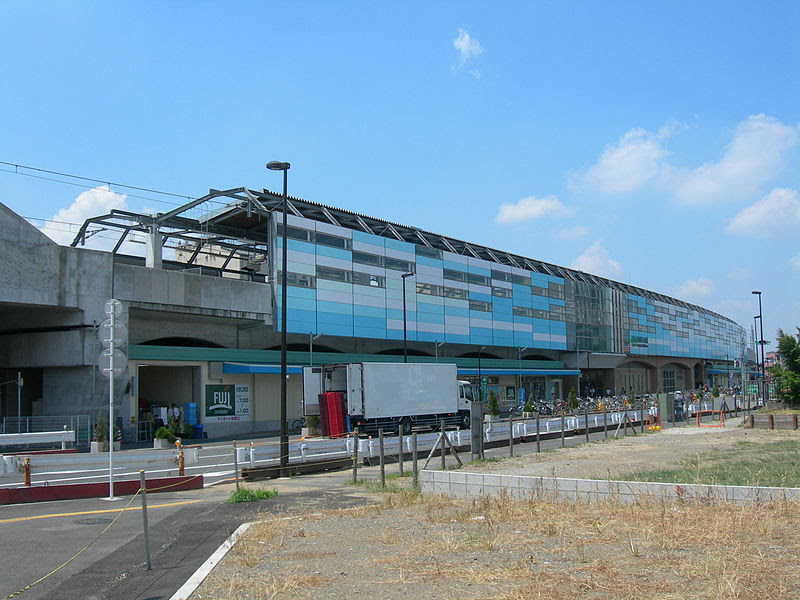 ファイル:Yanokuchi Station north.jpg