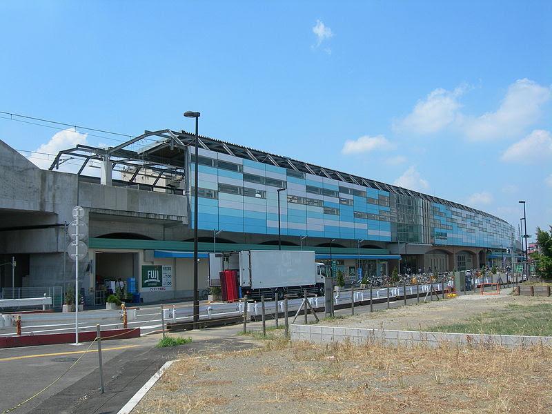 ファイル:Yanokuchi Station north.jpg