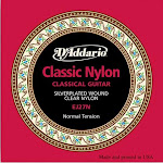D'Addario EJ27N Student Nylon Classical Guitar Strings, Normal Tension