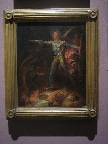 Satan Summoning his Legions, Thomas Stothard, R.A. _ 1843
