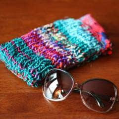 A Home for My Sunnies Pattern Free Sunglass Case Pattern