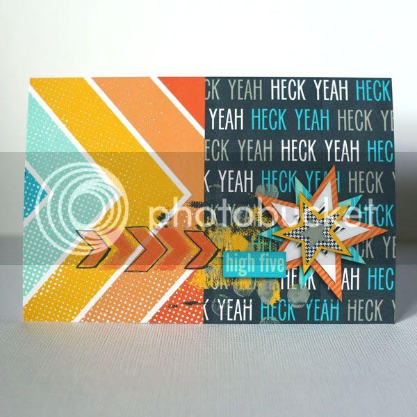 Heck Yeah card