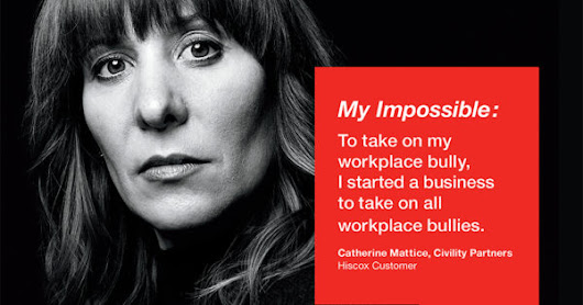 In Its New Ad Campaign, Small-Business Insurer Hiscox Asks if America Has 'Lost Its Courage'