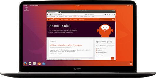 The leading operating system for PCs, IoT devices, servers and the cloud | Ubuntu