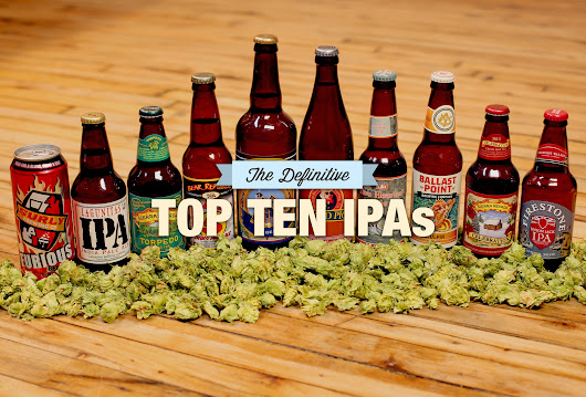 The Top 10 Best IPAs, According to Beer Writers