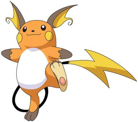 Raichu   Sonic Pokémon Wiki