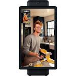"Facebook - Portal Plus Smart Video Calling 15.6"" Display with Alexa - Black"