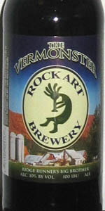 Rock Art Brewery Vermonster vs Monster