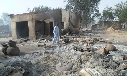 Boko Haram: children among villagers burned to death in Nigeria attack