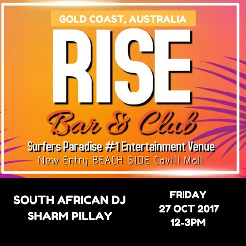 RISE BAR & CLUB - GOLD COAST - AUSTRALIA - 28 OCT 2017 by Sharm Pillay(SEKSiCuLLTURE)