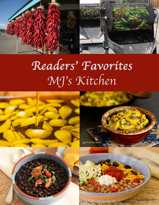 Readers' Favorites of Five Years - MJ's Kitchen