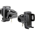 Aleratec Universal Bike Mount Holder for iPhone Smartphones and GPS