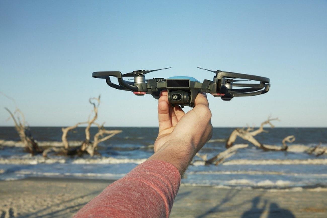 DJI Spark Mini Drone » Gadget Flow
