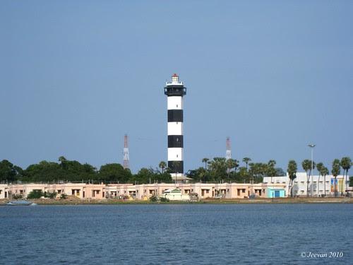 Lighthouse, Pulicat