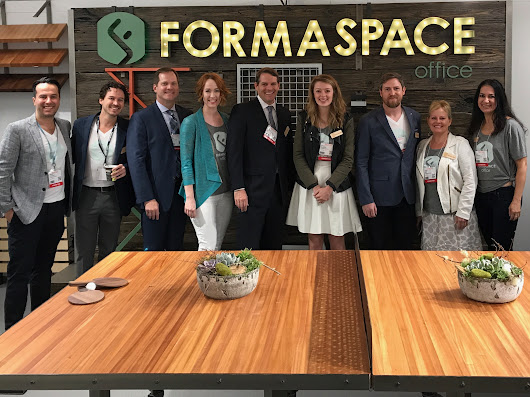 5 of the Coolest Office Design Trends Seen at NeoCon 2017 | FORMASPACE