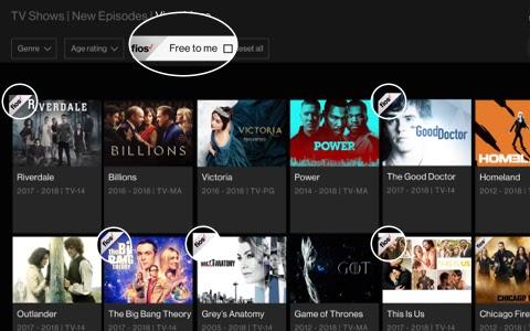 Verizon Fios On Demand Movies