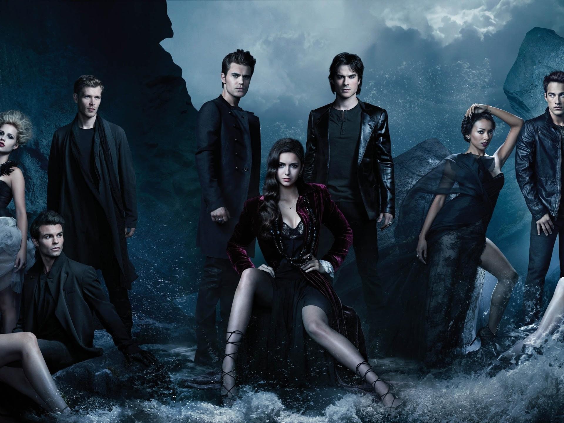 The Vampire Diaries Wallpaper 79 Images