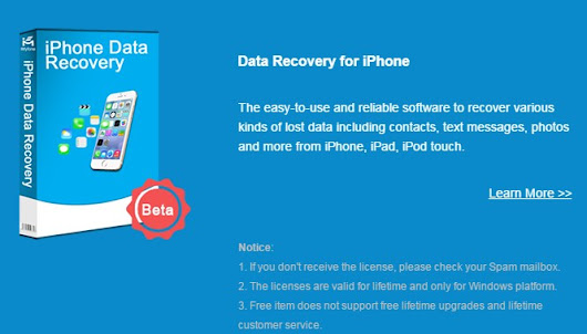 Iphone Data Recovery Gratis