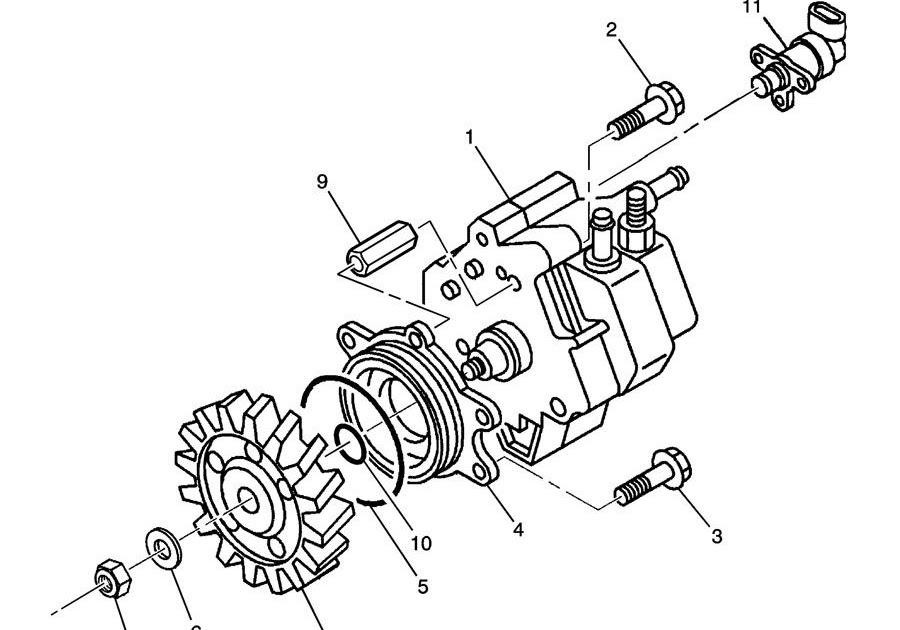 2003 Chevy Silverado Fuel Line Diagram