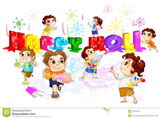 Happy Holi Photos, Sms, Wishes in Bengali – Holi Bengali Messages