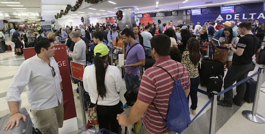 Even with increased airport security vulnerabilities remain