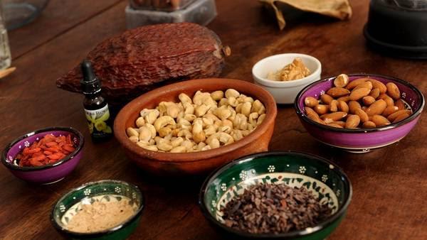 """Semillas, un alimento clave para los """"raw"""" / Martín Bonetto"""