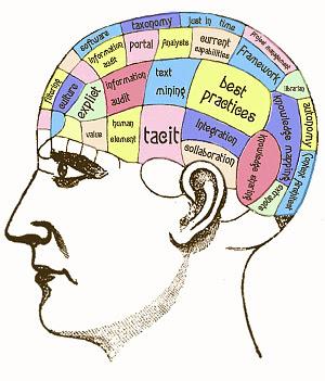 Phrenological Map