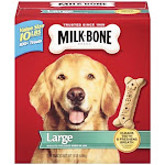 Milk-Bone Original Large Dog Biscuits, 10-lb