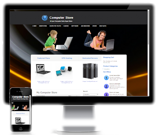 Services We Offer | Turnkey Shopping Themes, WordPress Responsive