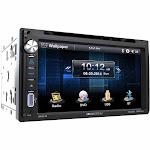 "Soundstream VR-651B In-dash DVD Receiver - 6.5"" Display"