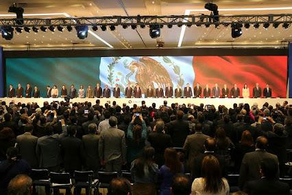 Reciben 11 prestigiadas empresas el Premio Nacional de Tecnología e Innovación 2015