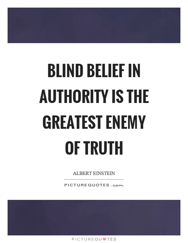 Blind Truth Quotes Sayings Blind Truth Picture Quotes