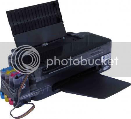 Printer Epson Stylus T13