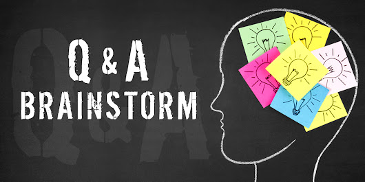 Q & A Brainstorm - Farris Marketing