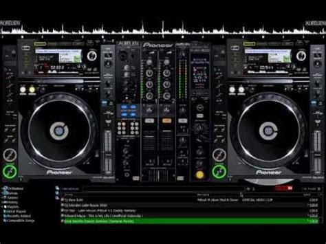 mix virtual dj pro  partie  youtube