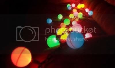 Ping-Pong Balls Lights